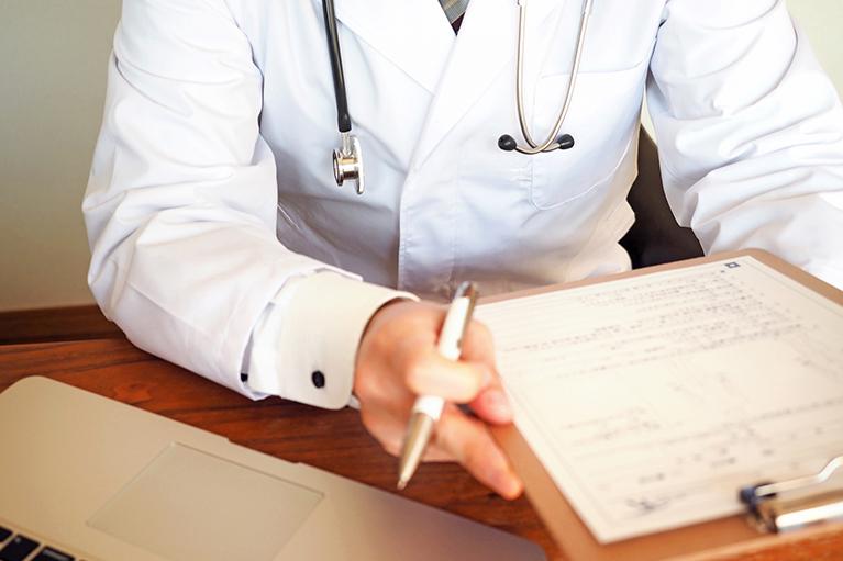 健康診断を受けられる方へ