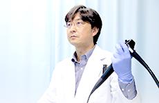 内視鏡検査の実績豊富な医師による健診・ドック